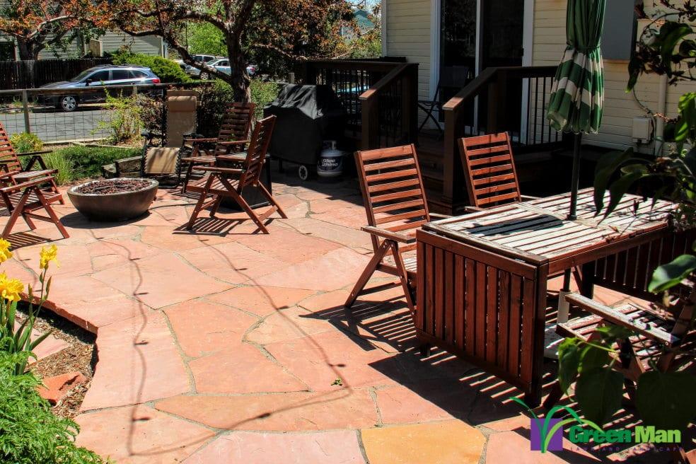 erie patio project 3 1 - Erie Patio Project